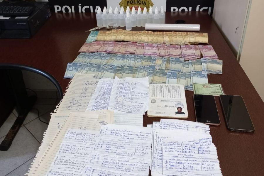 Suspeito de tráfico de drogas é preso em Peruíbe | Santa Portal