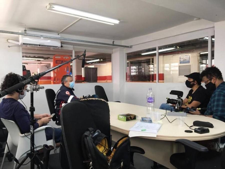 Documentário sobre atuação dos profissionais de saúde em Santos na pandemia tem pré-estreia nacional | Santa Portal