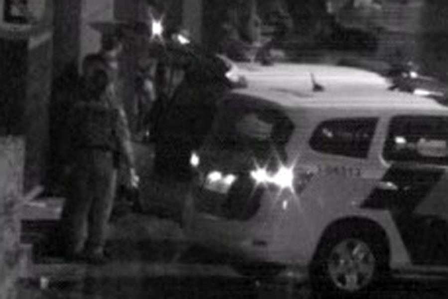 Câmeras ajudam a prender homem que invadiu centro comunitário em Santos | Santa Portal