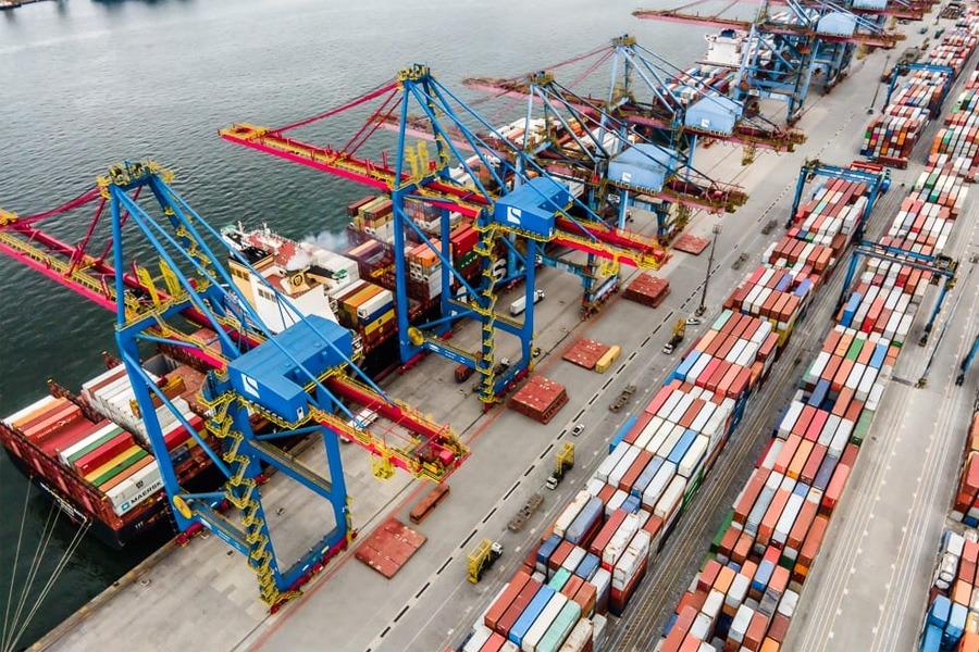 Contêiner eleva movimento de cargas e Porto de Santos supera recordes em junho e no semestre   Santa Portal