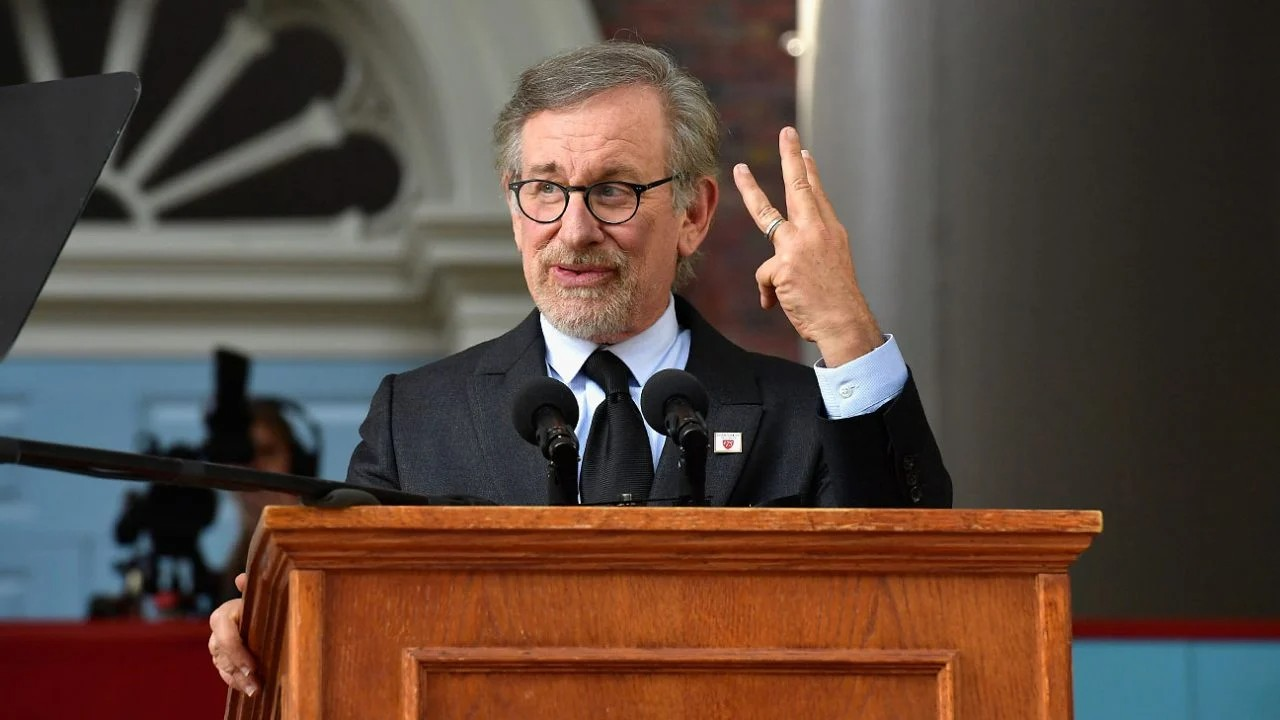 Steven Spielberg e Netflix se unem em projeto que mira novos sucessos | Santa Portal