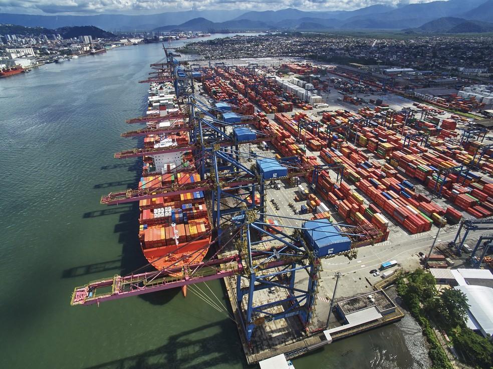 Polícia Federal apreende 290 kg de cocaína em porão de navio no Porto   Santa Portal