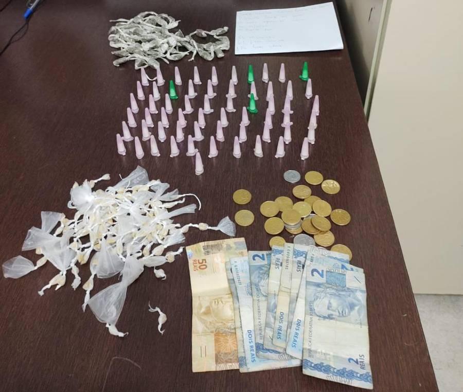 Polícia prende dupla por tráfico de drogas em Mongaguá   Santa Portal