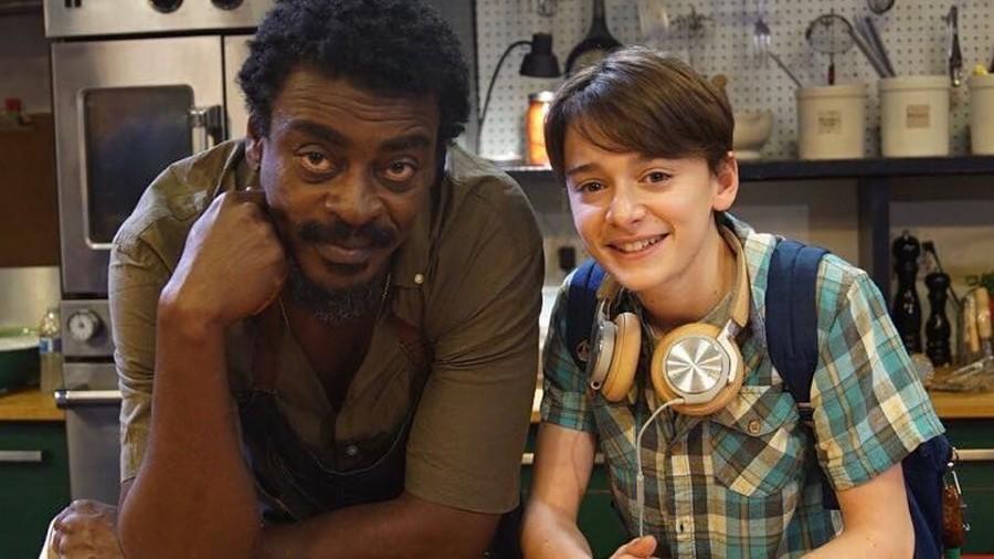 Filme com Seu Jorge e astro de 'Stranger Things' estreará dia 5 de agosto   Santa Portal