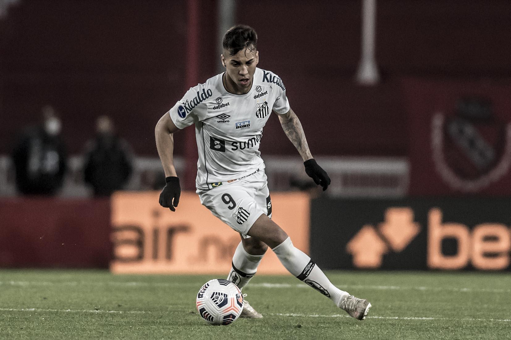 Atacante Kaio Jorge acerta pré-contrato com a Juventus, da Itália   Santa Portal