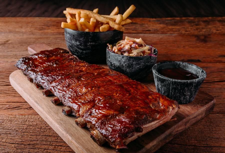 Let´s Eat coloca o tradicional American BBQ em seu cardápio   Santa Portal