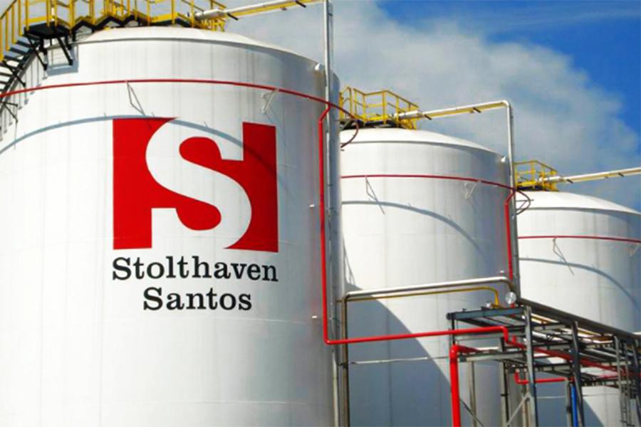 Stolthaven Santos é eleito melhor terminal de líquidos do Brasil   Santa Portal