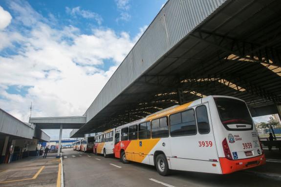 Terminal Tatico, em Praia Grande, ganha trecho para embarque em táxis   Santa Portal
