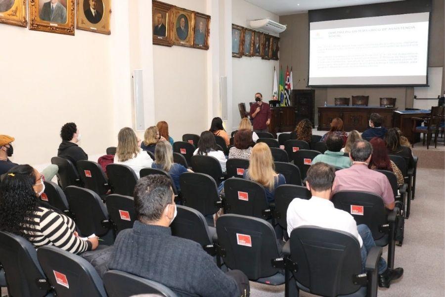 Santos busca parcerias sociais em processo seletivo para o ano que vem | Santa Portal