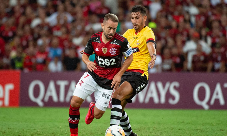 Flamengo e Barcelona de Guayaquil buscam vaga na final   Santa Portal
