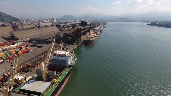 Antaq atua na Operação Descarte no Porto de Santos | Santa Portal