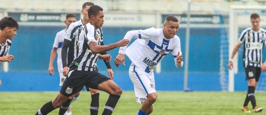 Santos e Água Santa empatam em 0 a 0 pelo Paulistão Sub-20 | Santa Portal