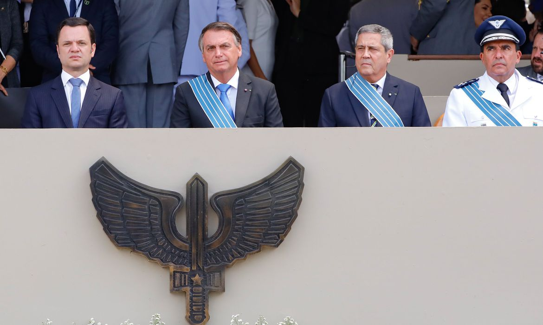 Bolsonaro participa da comemoração ao Dia do Aviador e da FAB   Santa Portal